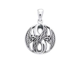 Celtic Infinity Pendant