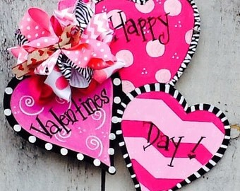 valentines sign valentines door hanger sweetheart sign