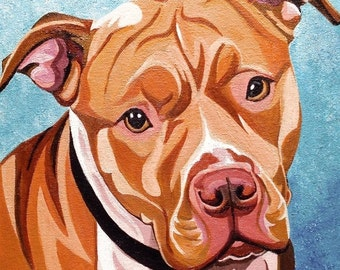 Note Cards - American Staffordshire/American Pit Bull Terrier
