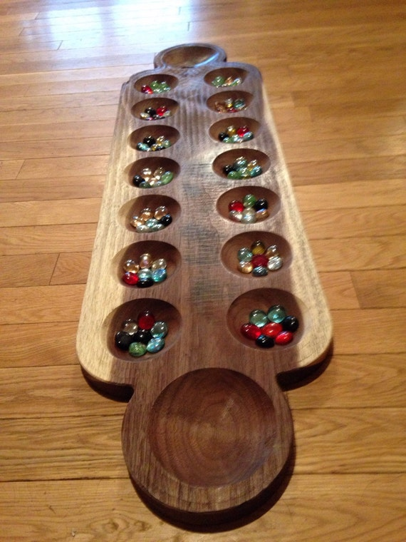 instructions on how to play mancala