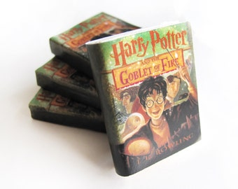 Harry Potter and the Goblet of Fire Mini Notebook