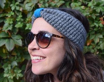 The Urban Turban! Vintage Style Women's Turban Headband. YOU PICK Color.