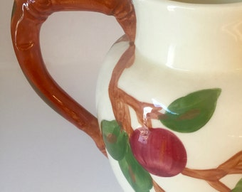 "Franciscan Ware ""Apple"" Water Pitcher"