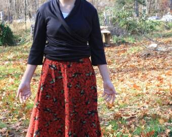 Girls Size 14 Holiday Skirt
