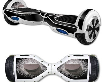 Skin Decal Wrap for Self Balancing Scooter Hoverboard unicycle Hockey