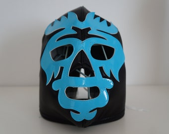 Mexican lucha libre mask