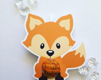 Fox lollipop holders