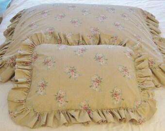 Laura Ashley Florette Standard Sham and Pillow