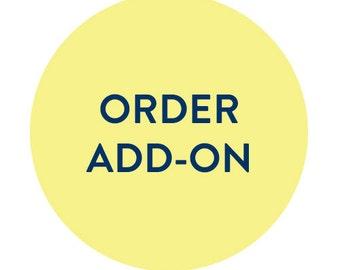 Order Add-on