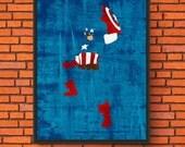 Minimalism Art - Captain ...