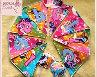 Themed bunting - made to order