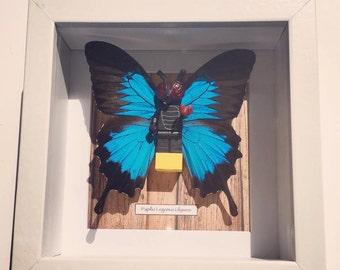 Deco framework Entomo - Lego