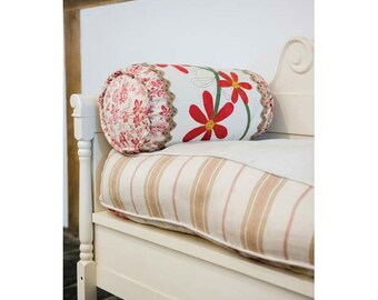 Bolster Cushion Sewing Pattern Download 803266