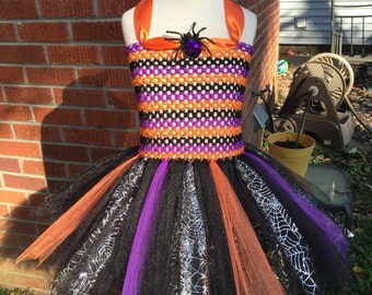 Toddler Witch Tutu - Toddler Witch Costume - Toddler Witch Halloween Costume - Witch Tutu Dress - Witch Tutu - Witch Costume - Toddler Witch