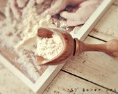 Wooden Scoop, Reclaimed B...