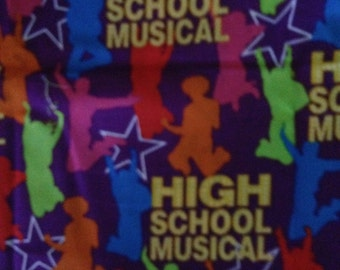 High School Musical Library Bag, Swim Bag, etc