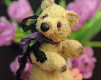 Collectible Artist Teddy Bear. OOAK. Esben