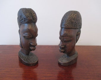 Two African Head