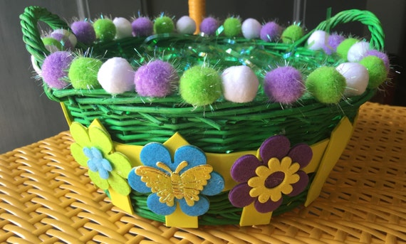 Handmade easter baskets easter wikii - Custom made easter baskets ...