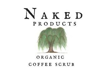 Naked Coffee Scrub