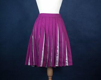 Label skirt