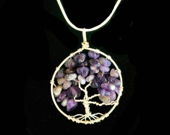 Tree of Life Amethyst