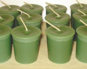 12 Pack of Bayberry Scented 15 Hr. Votive Candle
