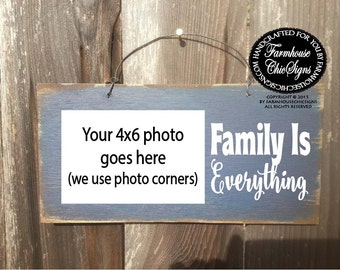 family picture frame, family sign, family decor, family decoration, family pictures, family frame, family photo holder, together family, 161