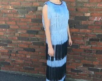 Paint Drip Dress