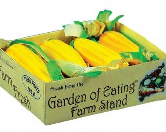 """Farm Fresh Corn, Food Accessories For 18"""" Girl Dolls"""