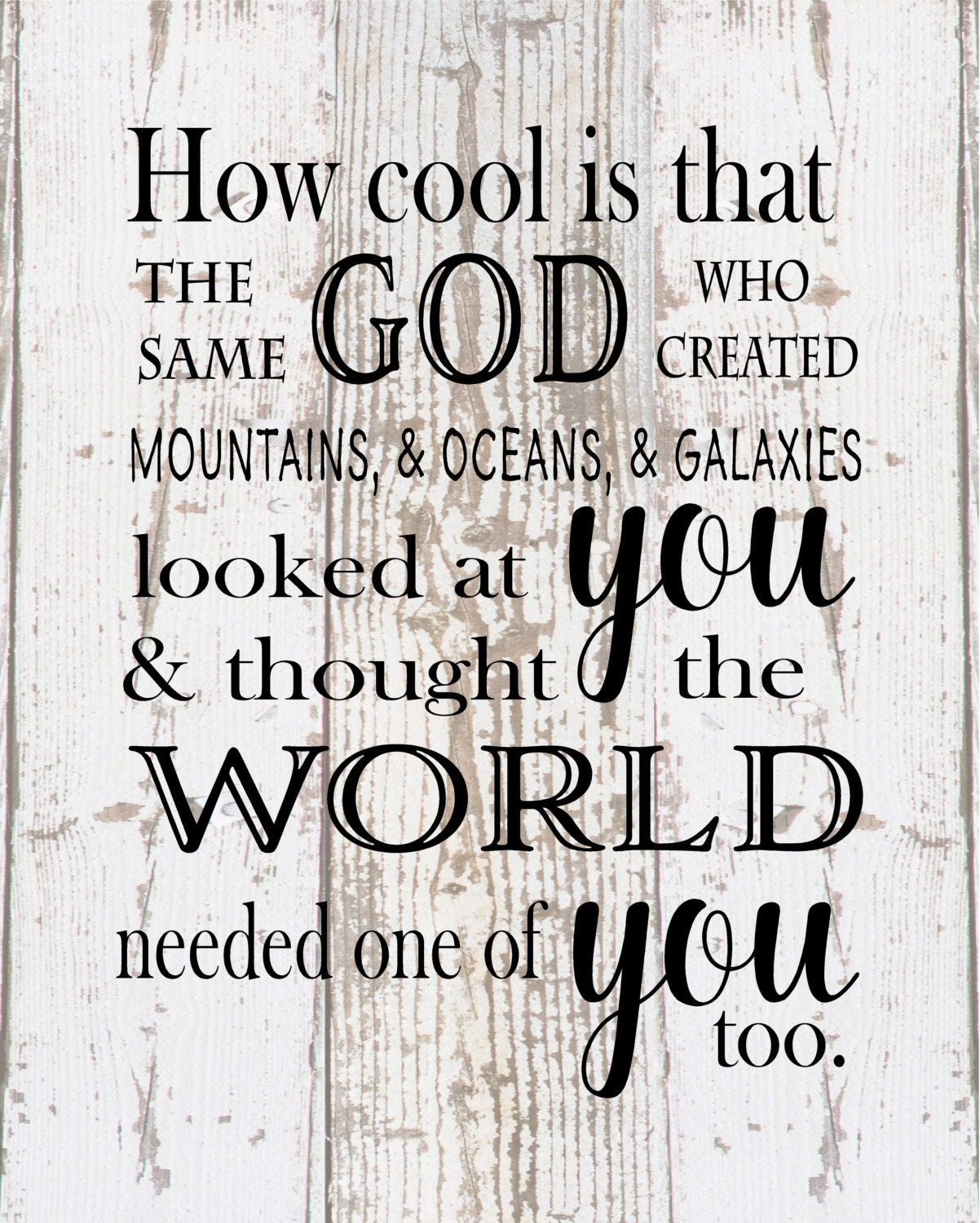 Birthday Party Quotes For Adults: How Cool Is That God Created Galaxies And Thought World