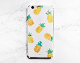 Pineapple Phone Case   iPhone 6/6s iPhone 6/6s Plus 7/7 Plus
