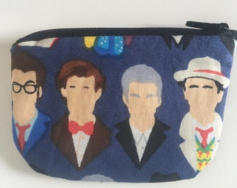Doctor Who Coin Purse
