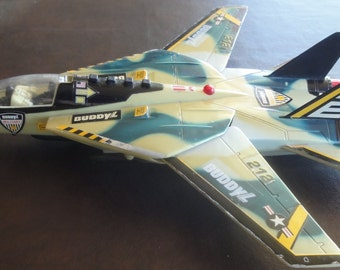 Vintage Plastic BuddyL Fighter Plane