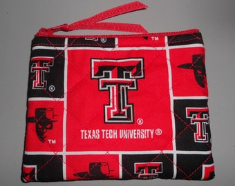 Texas Tech University – Coin Purse – CP169