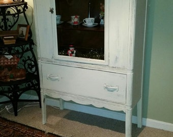 Fabulous 1930's china cabinet