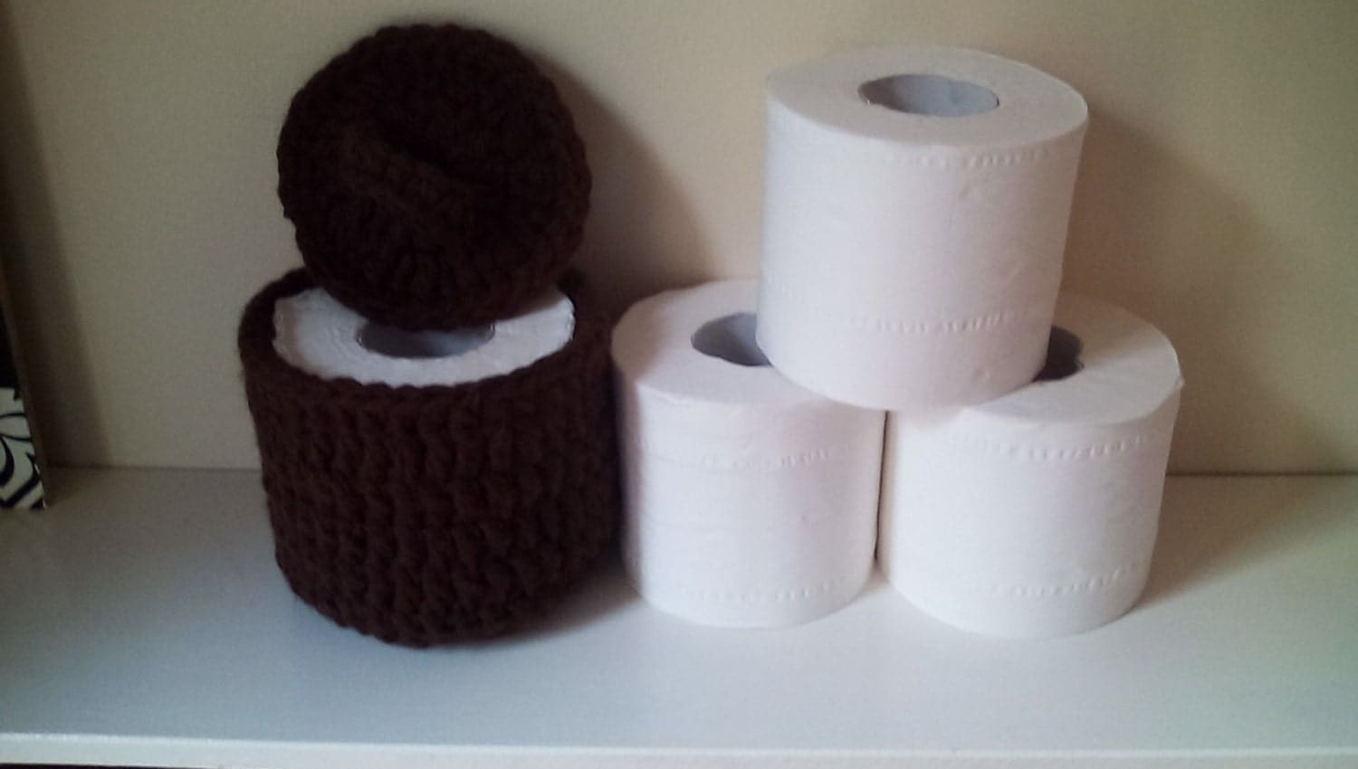 toilet paper cover toilet tissue cover crocheted tissue cover tissue paper 2855