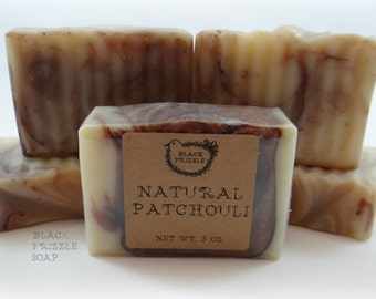 All Natural Patchouli