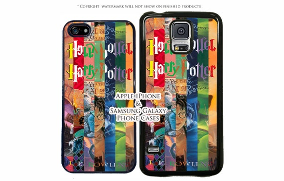 Harry Potter Book Cover Collage : Harry potter all book covers collage apple iphone s