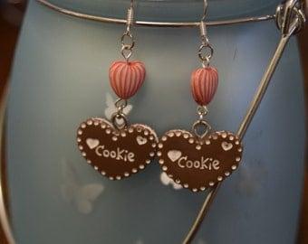 """Earrings """"Cookie"""""""