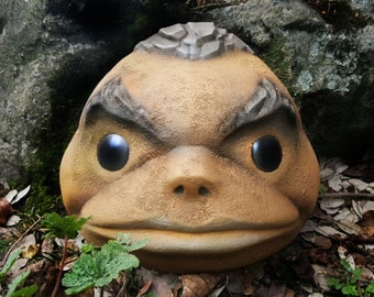 Legend of Zelda Majora's Mask Inspired Goron Mask