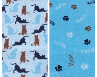 Fleece Cat Blanket(C95,C88)