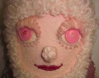 HOLIDAY75 / Santa in Pink Lame