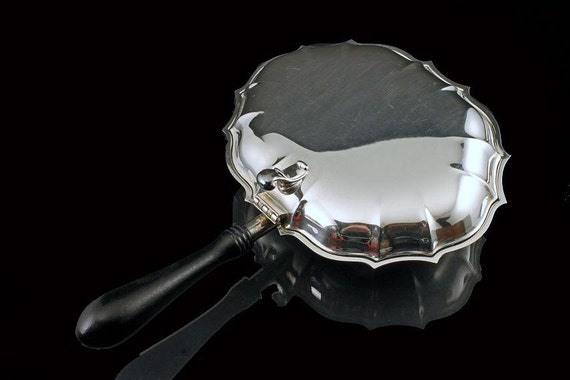 Silent Butler, International Silver Plate Co., Chippendale
