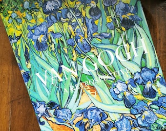 Beautiful Vintage Van Gogh Coffee Table Book