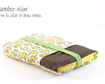 Iphone case - phone sleeve with elastic closure, kitsch pattern - Samsung galaxy case
