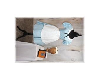Alice Costume / Sweet Lolita--Small-Medium  (I28)