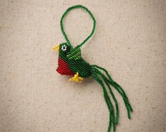 Quetzal Keychain/Ornament