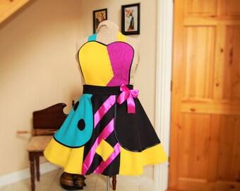 cosplay apron , Sally apron ,retro apron