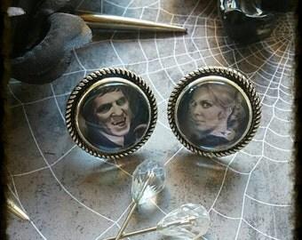 Dark Shadows Original Barnabas Collins Angelique Goth Gothic Rings